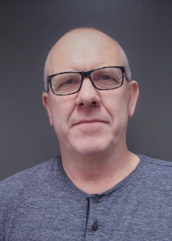 Nils Aspvik's Portrait