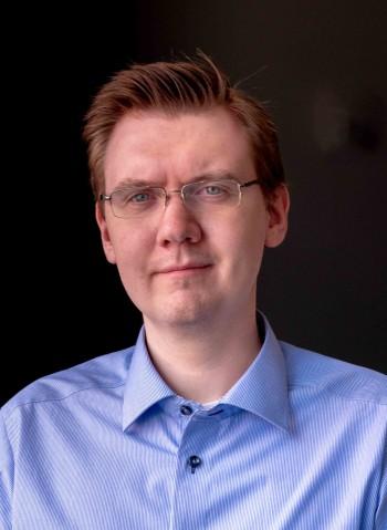 Hans Petter Evenrud's Portrait