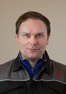 Erik Jåstad's Portrait